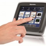 Sneak Peek: New Raymarine a-Series Touch Screen MFDs