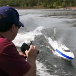 Manic Monday Video: Radio Controlled Model Boats