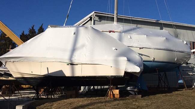 Spring Boat Work: Getting Started