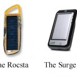 Solar Chargers for iPods, Phones