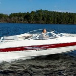 Stingray Testing: Fast Boats, Lousy Weather