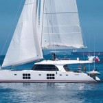 Sunreef 58 Displays at Cannes Boat Show