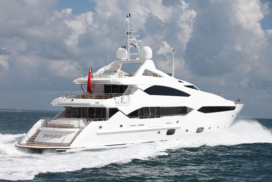 sunseeker40munderway