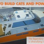 Tartan Yachts to Build Catamarans and Powerboats
