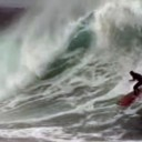 Manic Monday Video: BIG Waves on a SUP