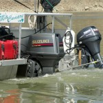 New Toon Kicker: Auxiliary Outboard Mount for Pontoons
