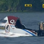Torrente Wrecks in Grand Prix of China