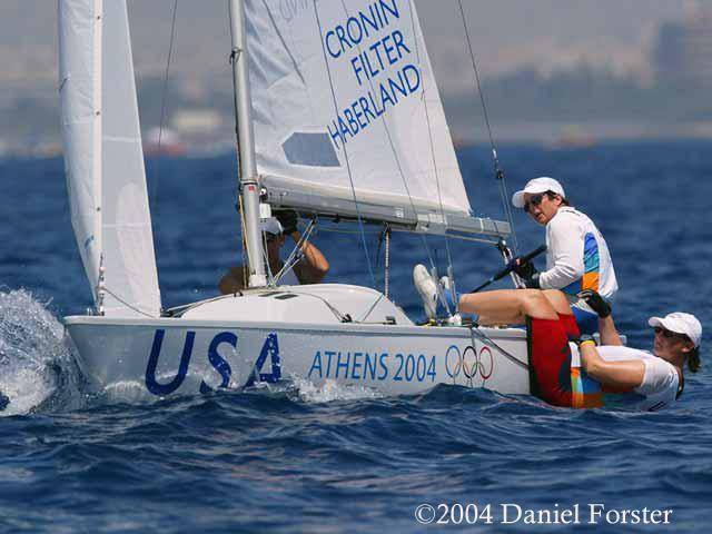Yngling Olympics 2004
