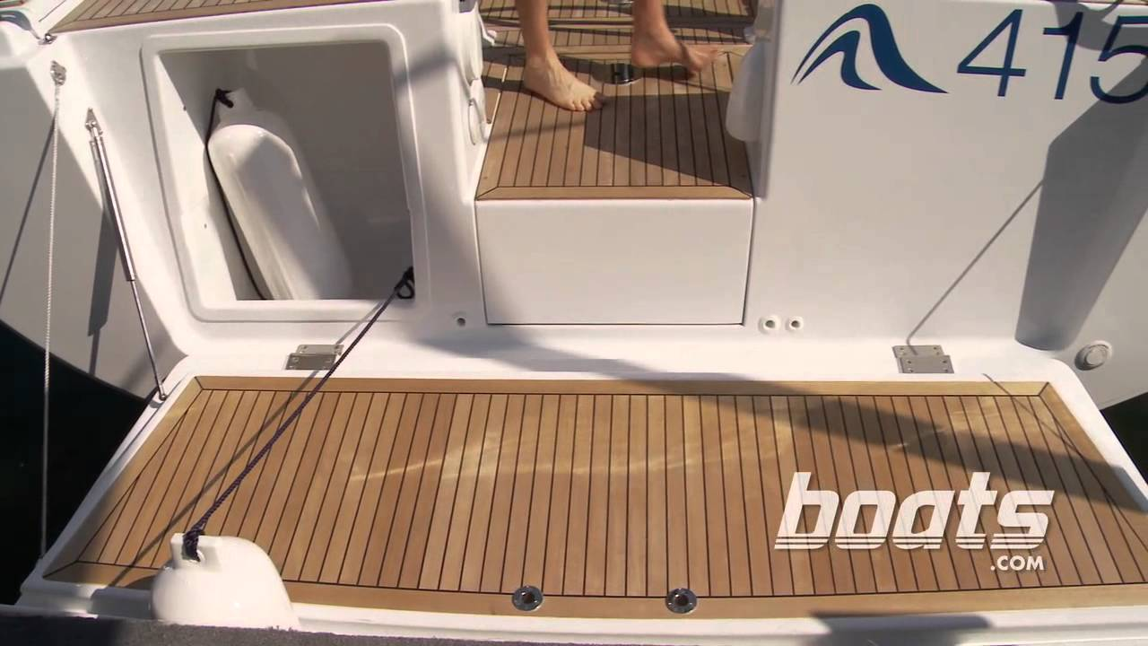 Video Short Take: Hanse 415