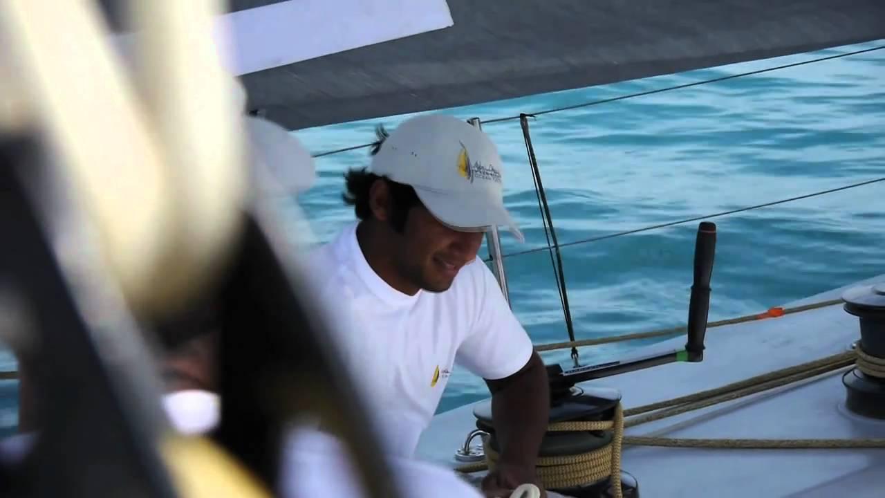 Volvo Ocean Race Update: Team Abu Dhabi Ocean Racing