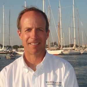 Ted Hood founded Wellington Yacht Partners in April 2008.