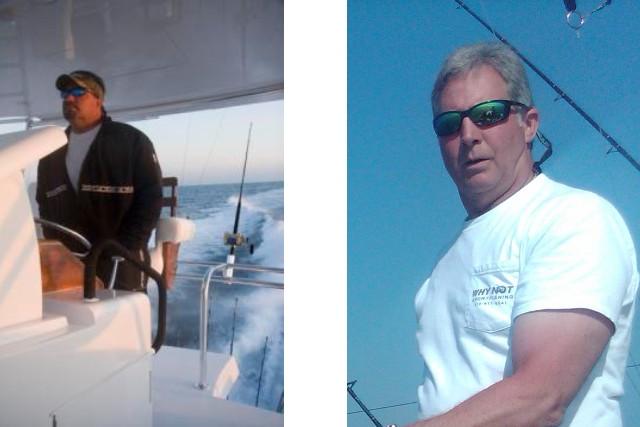 charter fishing crew