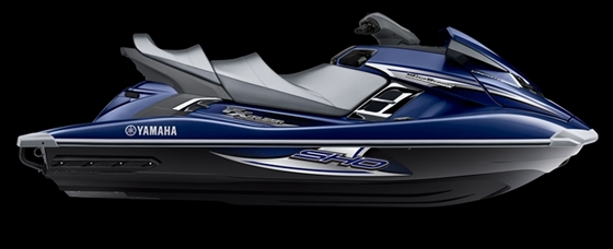 Yamaha Launches New Sport Boats and WaveRunner FX