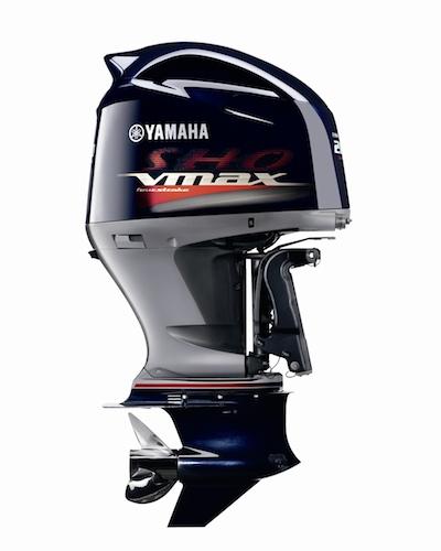 The Yamaha Vmax