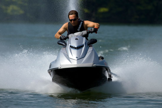 A new performance kit from Riva Racing promises to boost the performance of the Yamaha WaveRunner VXR and VXS models, with a jump in top speed from 68 to 73 mph.