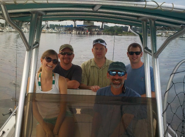 yachtworld crew fishing